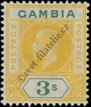 Stamp Gambia Catalog number: 81