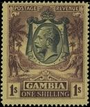 Stamp Gambia Catalog number: 104