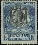 Stamp Gambia Catalog number: 105