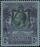 Stamp Gambia Catalog number: 106