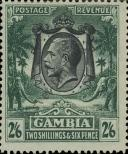Stamp Gambia Catalog number: 107