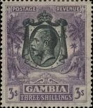 Stamp Gambia Catalog number: 108