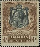 Stamp Gambia Catalog number: 109