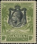 Stamp Gambia Catalog number: 111