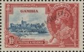 Stamp Gambia Catalog number: 116