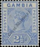 Stamp Gambia Catalog number: 23