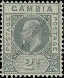 Stamp Gambia Catalog number: 54