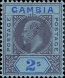 Stamp Gambia Catalog number: 63