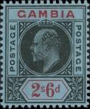 Stamp Gambia Catalog number: 64