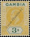 Stamp Gambia Catalog number: 65