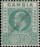 Stamp Gambia Catalog number: 28