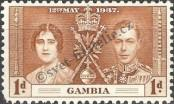 Stamp Gambia Catalog number: 120