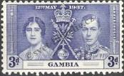 Stamp Gambia Catalog number: 122