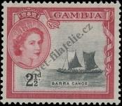 Stamp Gambia Catalog number: 151