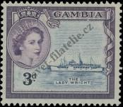 Stamp Gambia Catalog number: 152