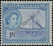 Stamp Gambia Catalog number: 156