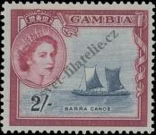 Stamp Gambia Catalog number: 157