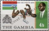 Stamp Gambia Catalog number: 267