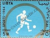 Stamp Libya Catalog number: 160/A