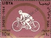Stamp Libya Catalog number: 161/A