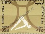 Stamp Libya Catalog number: 164/A