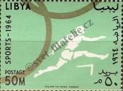 Stamp Libya Catalog number: 165/A