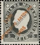 Stamp Mozambique Catalog number: 41/A