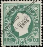 Stamp Mozambique Catalog number: 42/A