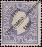 Stamp Mozambique Catalog number: 44/A