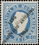 Stamp Mozambique Catalog number: 46/A