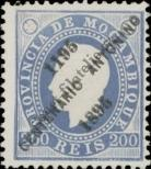 Stamp Mozambique Catalog number: 48/A