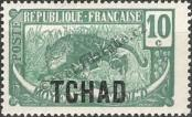 Stamp Chad Catalog number: 5