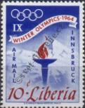 Stamp Liberia Catalog number: 613/A