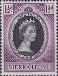 Stamp Sierra Leone Catalog number: 175