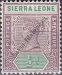 Stamp Sierra Leone Catalog number: 24