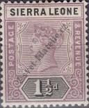 Stamp Sierra Leone Catalog number: 26