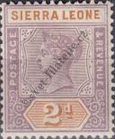 Stamp Sierra Leone Catalog number: 27