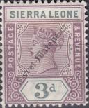 Stamp Sierra Leone Catalog number: 29