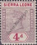 Stamp Sierra Leone Catalog number: 30