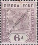 Stamp Sierra Leone Catalog number: 32