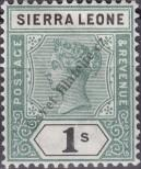 Stamp Sierra Leone Catalog number: 33
