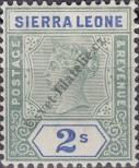Stamp Sierra Leone Catalog number: 34