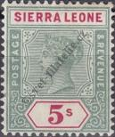 Stamp Sierra Leone Catalog number: 35