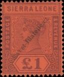 Stamp Sierra Leone Catalog number: 36