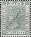 Stamp Sierra Leone Catalog number: 12