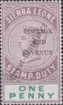 Stamp Sierra Leone Catalog number: 37