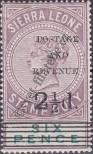 Stamp Sierra Leone Catalog number: 39