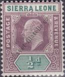 Stamp Sierra Leone Catalog number: 42
