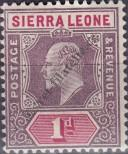 Stamp Sierra Leone Catalog number: 43
