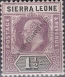 Stamp Sierra Leone Catalog number: 44